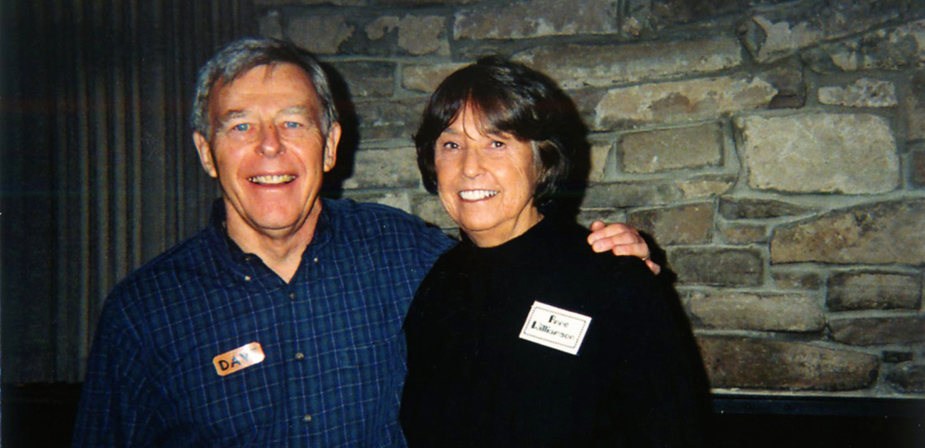 Dave and Ann Williamson